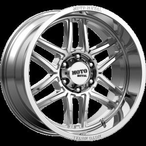 24x14 Moto Metal MO992 Chrome
