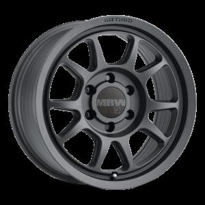 20x9.5 Method Race Wheels 313 Matte Black