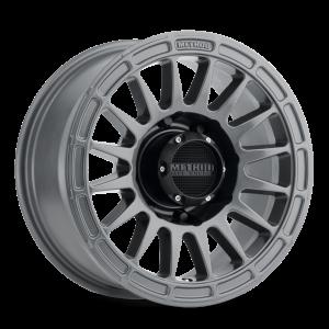 15x7 Method Race Wheels 314 Gloss Titanium