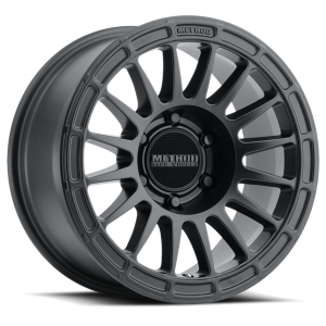 17x8.5 Method Race Wheels 314 Matte Black