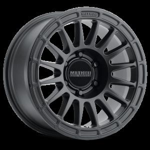 18x9 Method Race Wheels 314 Matte Black