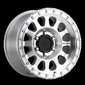 16x8 Method Race Wheels 315 Machined