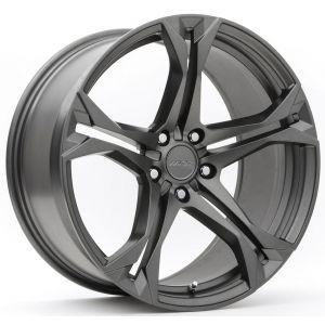n4sm MRR M017 matte graphite