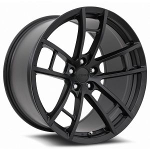 20x9.5 MRR M392 Charger/Challenger Daytona TA392 Replica Wheels Satin Black (Flow Formed)