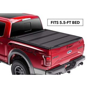 "BAK BAKFlip MX4 Folding Tonneau Cover (2015-2020 Raptor / F-150) Short bed (approx. 5' 5"")"