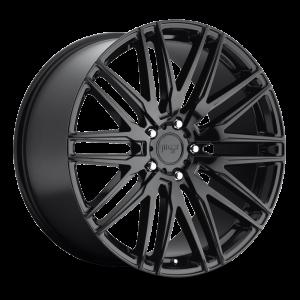 22x10.5 Niche Anzio Gloss Black M164
