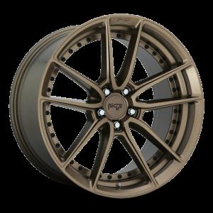 18x9.5 Niche DFS Bronze M222