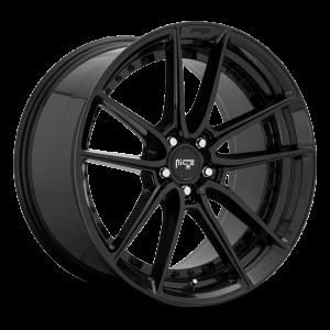 18x8 Niche DFS Gloss Black M223