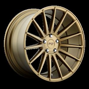 19x9.5 Niche Form Matte Bronze M158