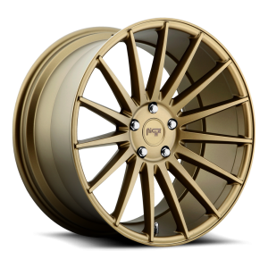 20x8.5 Niche Form Matte Bronze M158