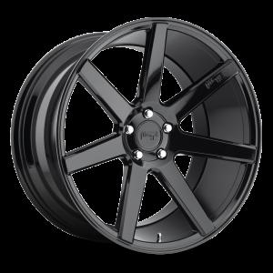 19x8.5 Niche Verona All Gloss Black M168