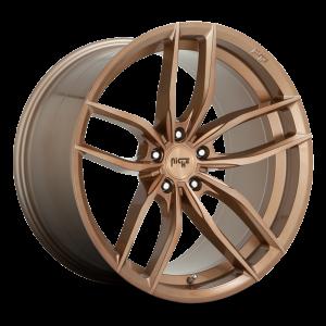 19x8.5 Niche Vosso Gloss Bronze Brushed M202