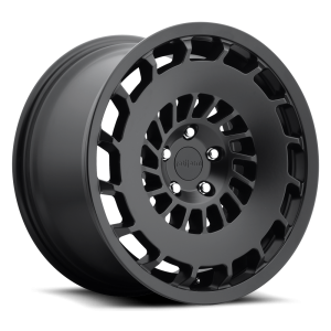 18x8.5 Rotiform CCV All Matte Black R137