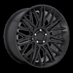 22x10 Rotiform JDR Matte Black R164