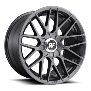 17x8 Rotiform RSE Anthracite R140