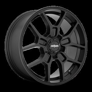 19x8.5 Rotiform ZMO Matte Black R177