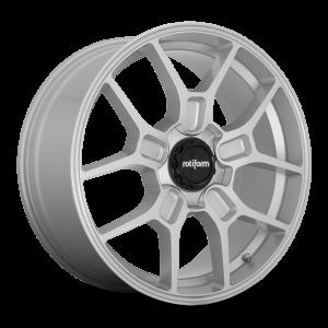 19x8.5 Rotiform ZMO Silver R147