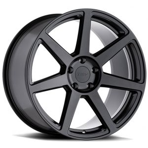 19x8.5 TSW Blanchimont Semi Gloss Black (Rotary Forged)