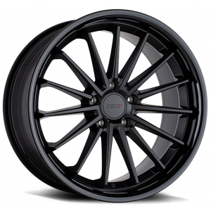 Staggered full Set - (2) 20x9 TSW Blanchimont Semi Gloss Black (Rotary Forged) (2) 20x10.5 TSW Blanchimont Semi Gloss Black (Rotary Forged)