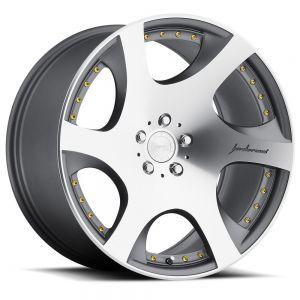 n4sm VP3 mrr wheels gloss gunmetal 1