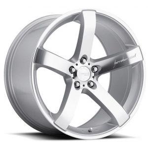 n4sm VP5 mrr wheels gloss silver machined