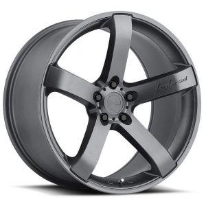 n4sm VP5 mrr wheels Matte Graphite