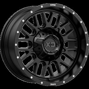 20x10 XD Series XD842 Snare Satin Black
