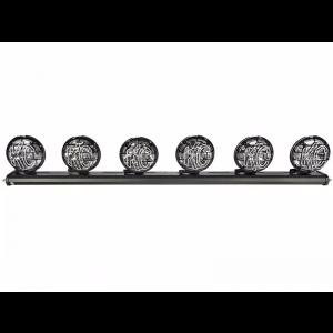 "KC HiLiTES Xross 50"" Light Bar - Pro Sport LED 6-Light"