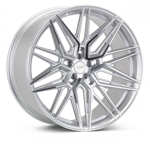 23x10.5 Vossen HF-7 Silver Polished (Hybrid Forged)