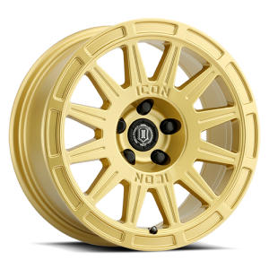 15x7 ICON Alloy Ricochet Gloss Gold