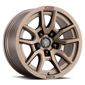 17x8.5 ICON Alloy Vector 5 Bronze