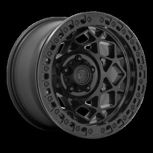 Need 4 Speed Motorsports - n4sm -TRACKER-D729-6LUG-17x9-MATTE-BLK-A1_1000_6847