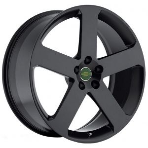 22x9.5 Redbourne Nottingham Matte Black