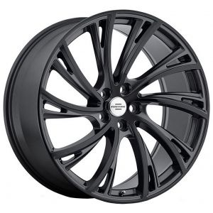20x9.5 Redbourne Noble Gloss Gunmetal w/ Black Face (True Directional)