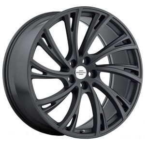 20x9.5 Redbourne Noble Matte Gunmetal (True Directional)
