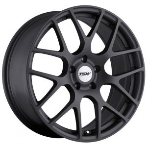 - Staggered full Set -(2) 19x8.5 TSW Nurburgring Matte Gunmetal (Rotary Forged)(2) 19x9.5 TSW Nurburgring Matte Gunmetal (Rotary Forged)