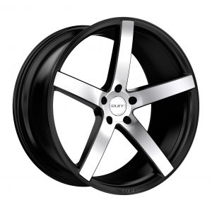 20x10 Ruff R1 SATIN BLACK