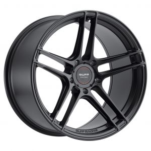18x10 Ruff RS1 GLOSS BLACK
