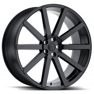 22x10 Redbourne Kensington Gloss Black