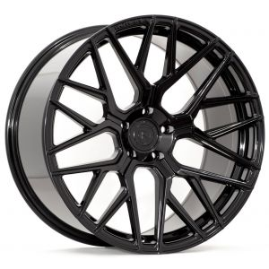Rohana RFX10 20x11 Gloss Black (Deep)