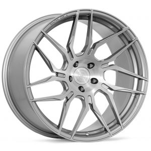 Rohana RFX7 19x8.5 Brushed Titanium Left