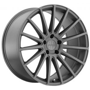 22x10.5 Victor Equipment Sascha Matte Gunmetal (Rotary Forged)