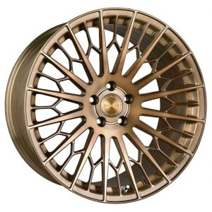 - Staggered Full Set - (2) 20x9 Stance SF02 Brushed Bronze (Rotary Forged)(2) 20x10.5 Stance SF02 Brushed Bronze (Rotary Forged)