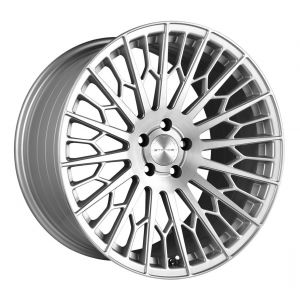 20x10 Stance SF02 Brushed Silver (Rotary Forged)