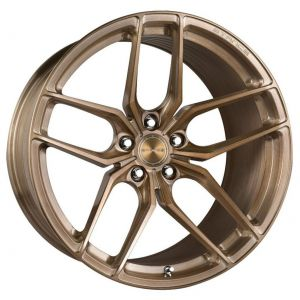 20x10.5 Stance SF03 Brushed Bronze (Rotary Flow)