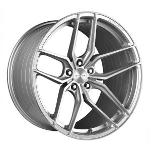 18x9.5 Stance SF03 Brushed Silver (Rotary Flow)