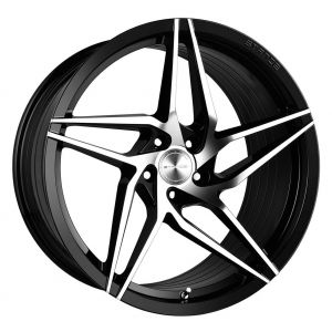 20x10.5 Stance SF04 Gloss Black w/ Mirror Face (Rotary Forged) (True Directional)
