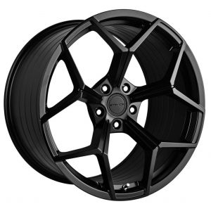 20x11 Stance SF06 Satin Black (Rotary Forged)