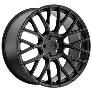 19x11 Victor Equipment Stabil Matte Black (Rotary Forged)