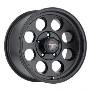 15x10 Level 8 Tracker MATTE BLACK